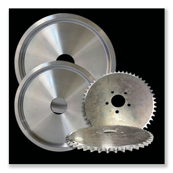 Pulleys and Sprockets